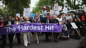 hardest hit